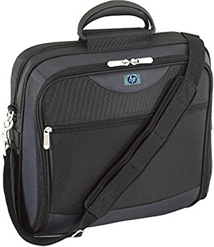 HP PROFESSIONAL LEATHER TOP LOAD LAPTOP BAG NEW