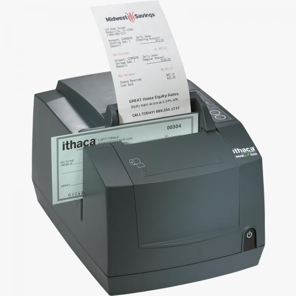 HP Ithaca BankJet 1500 Receipt Printer