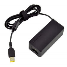 LENOVO THINKPAD 45W AC ADAPTER SLIM TIP (SQUARE) - NEW