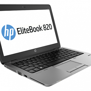 HP ELITEBOOK 820 G1 - 1.90GHz, 180 SSD HDD, 4GB RAM, NO OPTICAL, W7 - INSTALLED - NEW