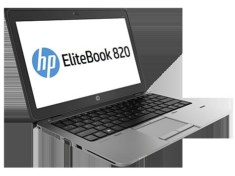 HP ELITEBOOK 820 G1 - 1.90GHz, 180 SSD HDD, 4GB RAM, NO OPTICAL, W7 - INSTALLED - NEW