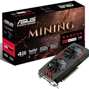 ASUS MINING-RX470-4G-LED RADEON RX 470