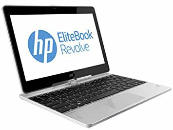 HP ELITEBOOK REVOLVE 810 G1 - 1.90GHz, 256GB SSD HDD, 8GB RAM, NO OPTICAL, W7 - INSTALLED - NEW