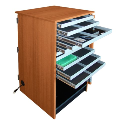 WOODWARE INFINITY MOBILE DEVICE CART - NEW