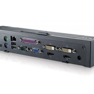 DELL E-PORT PLUS II PORT REPLICATOR - REFURBISHED