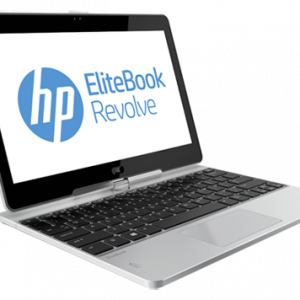 HP ELITEBOOK REVOLVE 810 G2 - 1.90GHz, 256GB SSD HDD, 8GB RAM, NO OPTICAL, W8.1 - INSTALLED - NEW