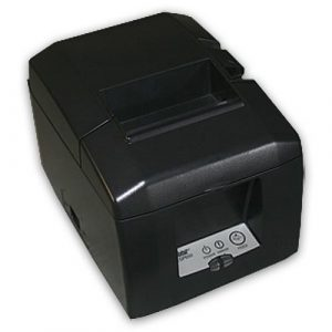 STAR MICRONICS TSP643J-GRY  THERMAL MONOCHROME RECEIPT PRINTER - REFURBISHED