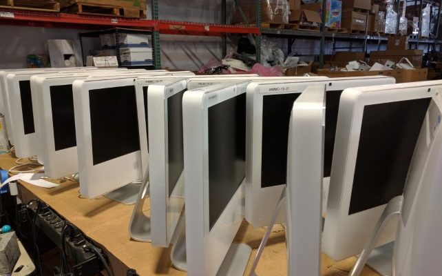 buy large Off-lease Apple Imac's
