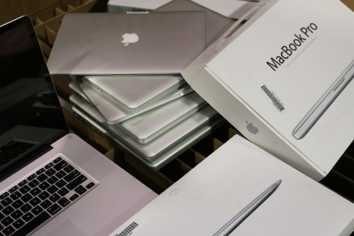 Off-lease Apple Laptops