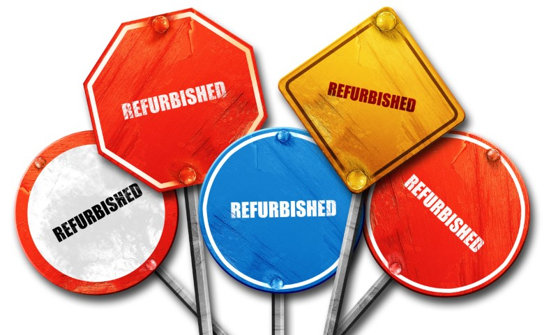 Refurbished IT Products you should not buy
