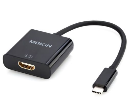 MOKIN USB C 3.0 TO HDMI 4K ADAPTER - NEW - NEW