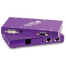 SMART AVI DVX-PROS DVI-D/SOUND/RS-232 CAT6 STP EXTENDER - GRADE A