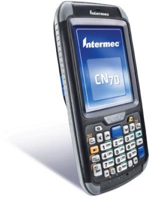 INTERMEC CN70 QWERTY EA30 IMAGER CAMERA HANDHELD COMPUTER 1000CP01S - GRADE A