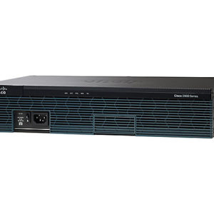 CISCO ISR 2911 RACK MOUNTABLE ROUTER - GRADE A - OPEN BOX