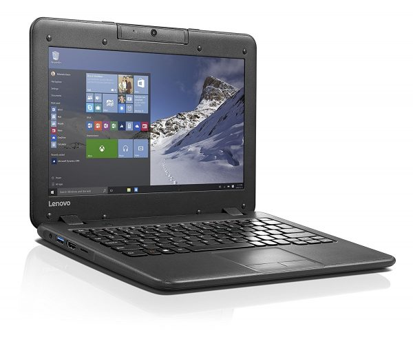 LENOVO 80S6 N22 WINBOOK - 1.60GHz, 64GB HDD, 4GB RAM, NO OPTICAL, W10 - INSTALLED - NEW