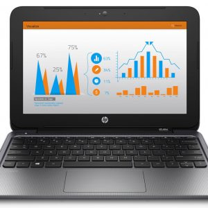 HP L3Z44UT#ABA STREAM 11 PRO - 2.16GHz, 32GB SSD HDD, 2 GB RAM, NO OPTICAL, W8 - INSTALLED - GRADE A - OPEN BOX