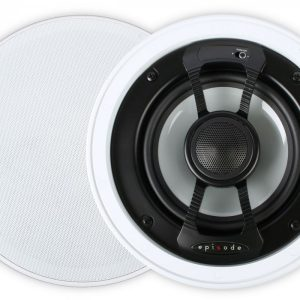 EPISODE EPISODE 300-SERIES 6.5in IN CEILING SPEAKERS (PAIR) - NEW - NEW