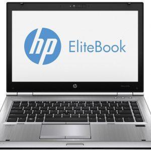 HP D1Z39UC#ABA ELITEBOOK 8470P - 2.70GHz, 0GB HDD, 4GB RAM, DVDRW, W7 - GRADE B