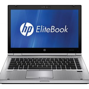 HP SQ422UC#ABA ELITEBOOK 8460P - 2.50GHz, 320GB HDD, 4GB RAM, DVDRW, W7 - GRADE B