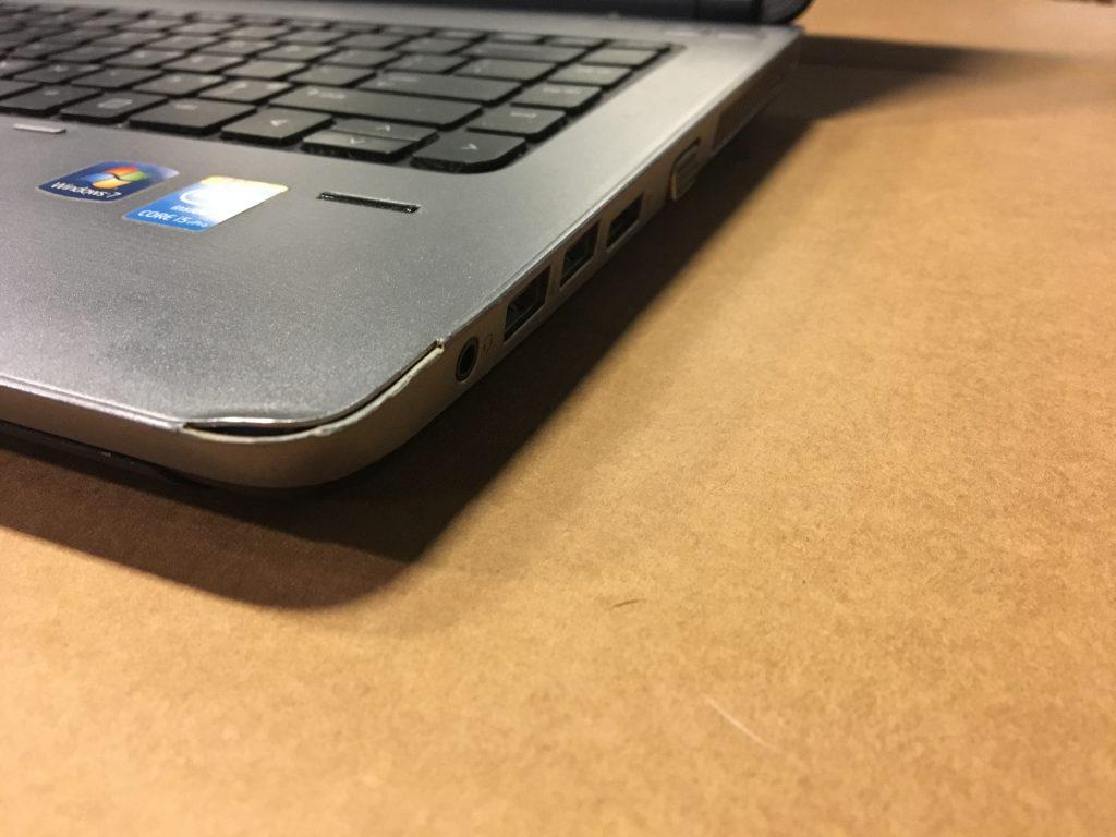 HP LQ168AW#ABA ELITEBOOK 8460P - 2 50GHz, 500GB HDD, 4GB RAM, DVD/RW, W7 -  GRADE D