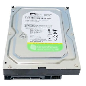 MIXED 500GB 3.5in SATA HDD