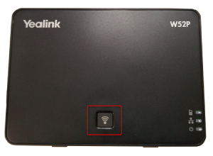 YEALINK W52PW56P PHONE BASE FOR W52P