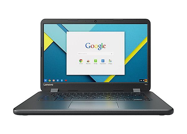 LENOVO 80US0000US N42-20 CHROMBOOK - 1 60GHz, 16GB SSD HDD, 4GB RAM, NO  OPTICAL, NO COA - GRADE A