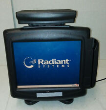 RADIANT SYSTEMS P1220-0267 P1220 TOUCHSCREEN POS SYSTEM
